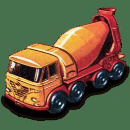 Foden Concrete Truck icon