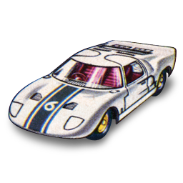 Ford GT icon