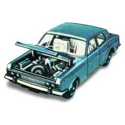 Ford Zodiac MkIV icon
