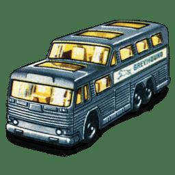 Greyhound Bus icon