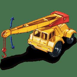 Jumbo Crane with Movement icon
