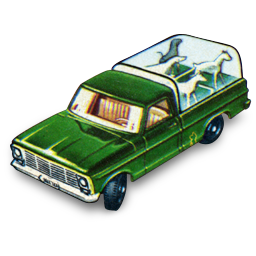 Kennel Truck icon