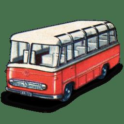 Mercedes Coach icon