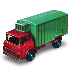 Refrigeration Truck icon