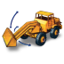 Hatra-Tractor-Shovel-with-Movement icon