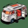Volkswagen-Camper icon