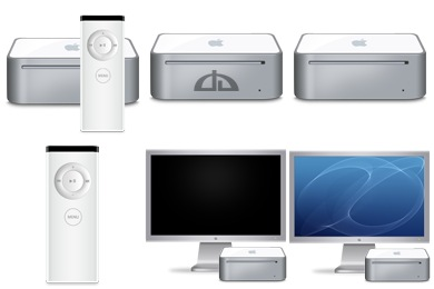 Apple Hardware Icons