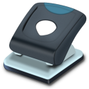 Hole punch icon