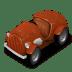 Orange-Car icon