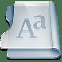 Graphite font icon