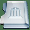 Graphite library icon