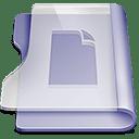 Purple doc icon