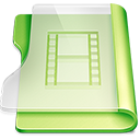 Summer movies icon