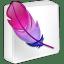 Photoshop-CS2-pink icon