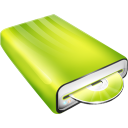 Hardware CD Drive icon