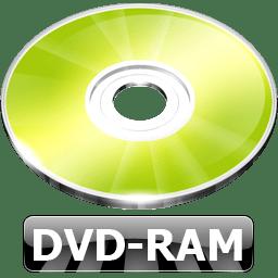 Dvd Ram Icon Summer Collection Iconset Benjigarner