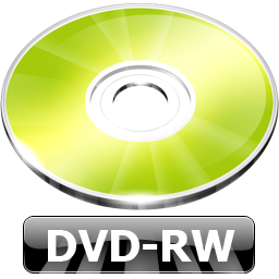 Dvd Rw Icon Summer Collection Iconset Benjigarner