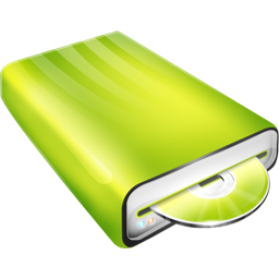 Hardware CD Drive icon