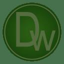 Adobe Dw icon