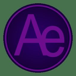 Adobe Ae icon