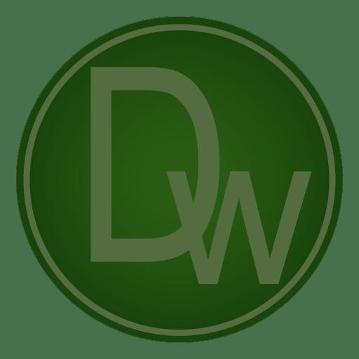 Adobe-Dw icon