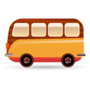Van bus icon