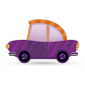 Car-purple icon