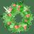 Holly-garland icon
