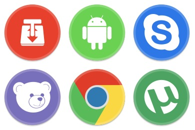 Button UI App Pack One Icons