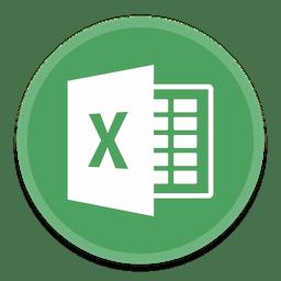 Excel 2 icon
