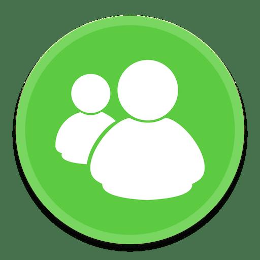MS-Messenger icon