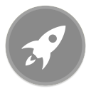 LaunchPad Rocket icon