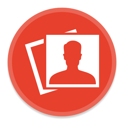 Photobooth Icon | Button UI System Apps Iconset | BlackVariant