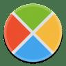 assistenza windows su mac apple icona