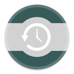 TimeMachine Drive icon