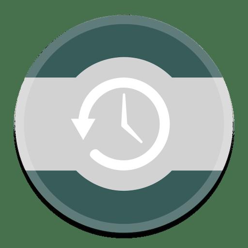 TimeMachine-Drive icon
