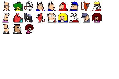 Dilbert Icons