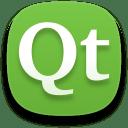 QtProject config icon