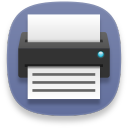 Dev printer icon