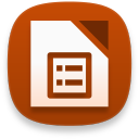Libreoffice impress icon