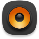 Preferences desktop sound icon