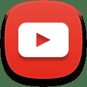 Web google youtube icon
