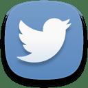 Web twitter icon