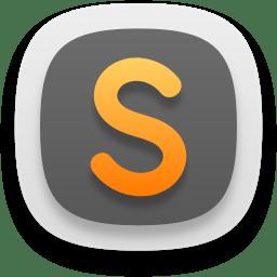 Edit sublime text icon