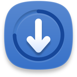 Transmission download icon
