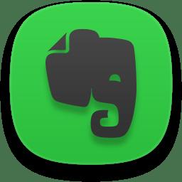 Web evernote icon
