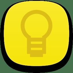 Web google keep icon