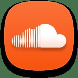 Web soundcloud icon