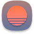 Web-sunrise-calendar icon