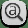 Preferences-desktop-font icon